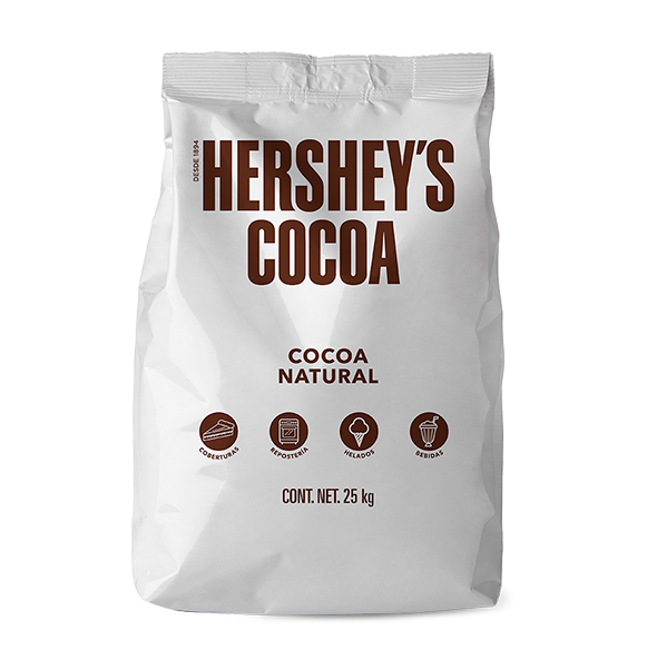 Cocoa Natural Industrial 25kg Hershey's